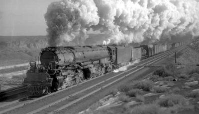 Steam Locomotive Trains