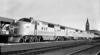 Chicago Cars Direct >> City of Los Angeles - Trains