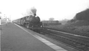 BR standard class 5 - Trains